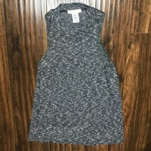 Poetry Knit  Sleeveless Tank